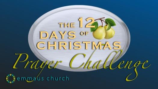 12 Days of Christmas Prayer Challenge.001